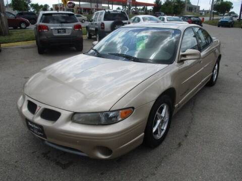 2001 Pontiac Grand Prix for sale at King's Kars in Marion IA