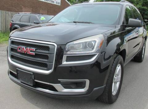 2013 GMC Acadia for sale at Express Auto Sales in Lexington KY