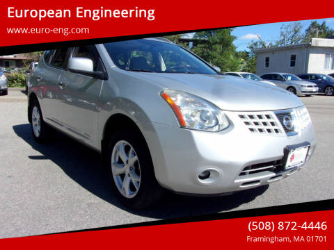 2010 Nissan Rogue for sale at European Engineering in Framingham MA