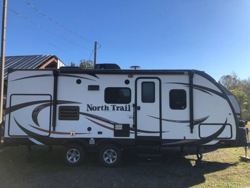 2014 FOR SALE!!! 2014 Heartland North Trail 22-RBK for sale at S & R RV Sales & Rentals, LLC in Marshall TX