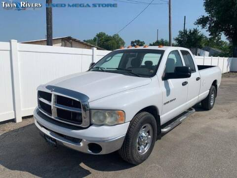2004 Dodge Ram Pickup 3500 for sale at TWIN RIVERS CHRYSLER JEEP DODGE RAM in Beatrice NE