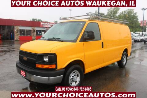 2016 Chevrolet Express Cargo for sale at Your Choice Autos - Waukegan in Waukegan IL