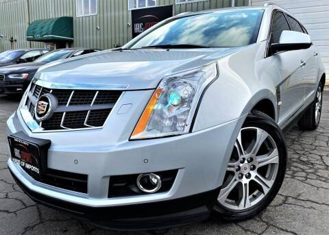 2012 Cadillac SRX for sale at Haus of Imports in Lemont IL