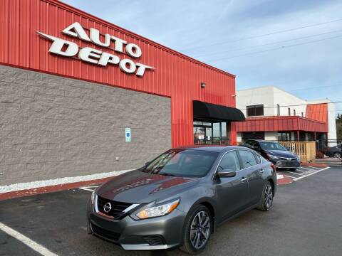 2016 Nissan Altima for sale at Auto Depot - Madison in Madison TN