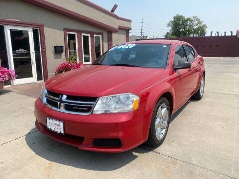 2013 Dodge Avenger for sale at Sexton's Car Collection Inc in Idaho Falls ID