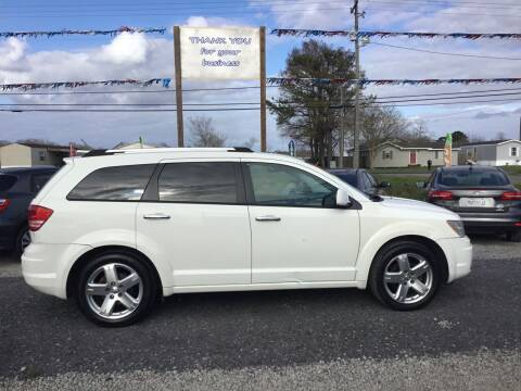 2009 Dodge Journey for sale at Affordable Autos II in Houma LA