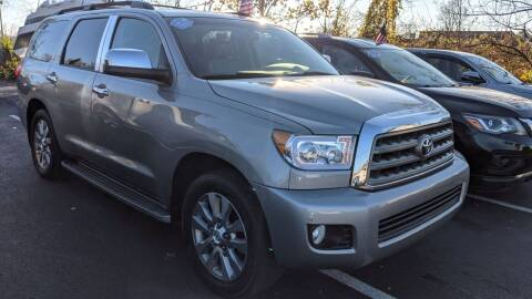 2008 Toyota Sequoia for sale at Shaddai Auto Sales in Whitehall OH