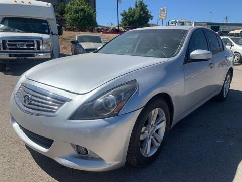 2012 Infiniti G37 Sedan for sale at Car Works in Saint George UT