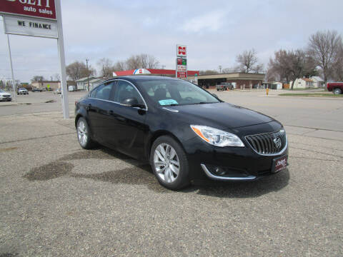 2015 Buick Regal for sale at Padgett Auto Sales in Aberdeen SD
