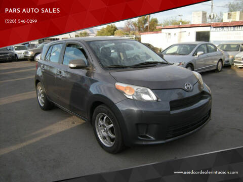 2009 Scion xD for sale at PARS AUTO SALES in Tucson AZ