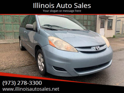 2009 Toyota Sienna for sale at Illinois Auto Sales in Paterson NJ