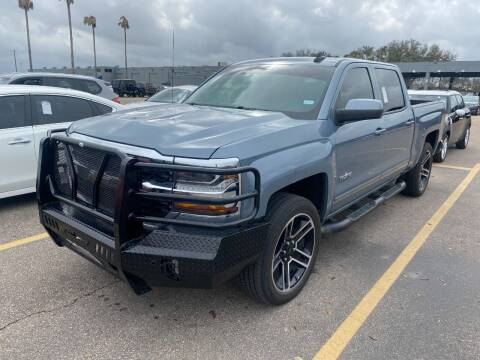 2016 Chevrolet Silverado 1500 for sale at KAYALAR MOTORS in Houston TX