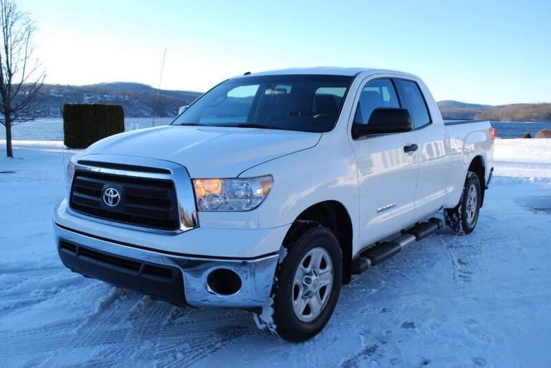 2011 Toyota Tundra for sale at New Milford Motors in New Milford CT