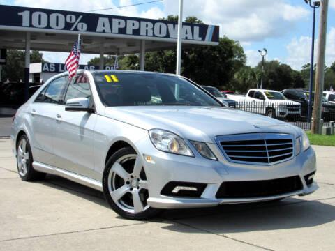 2011 Mercedes-Benz E-Class for sale at Orlando Auto Connect in Orlando FL