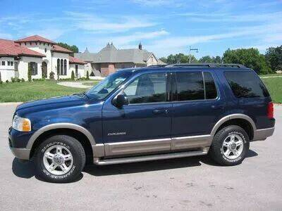 2002 Ford Explorer for sale at 6 Euclid Auto LLC in Bristol VA