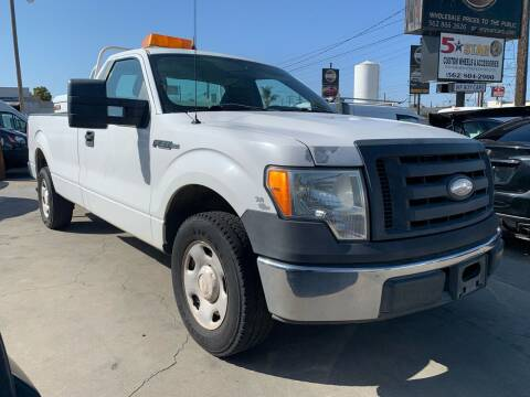 2009 Ford F-150 for sale at Best Buy Quality Cars in Bellflower CA