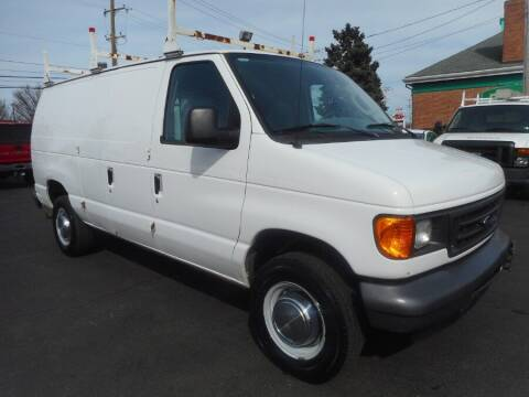 2006 Ford E-Series Cargo for sale at Integrity Auto Group in Langhorne PA