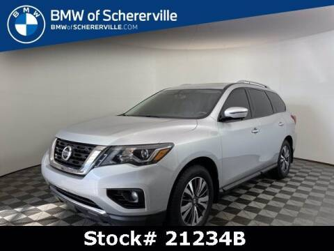 2017 Nissan Pathfinder for sale at BMW of Schererville in Shererville IN