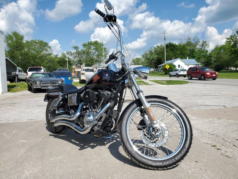 2001 Harley-Davidson FXDWG for sale at Executive Motor Sports LLC in Sparta MO