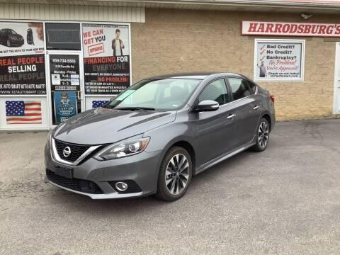 2019 Nissan Sentra for sale at Auto Martt, LLC in Harrodsburg KY