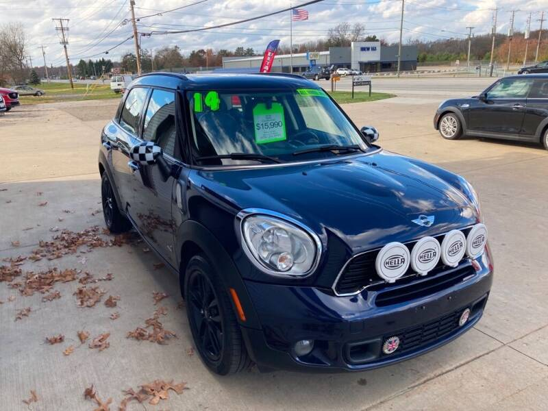 2014 MINI Countryman for sale at Auto Import Specialist LLC in South Bend IN