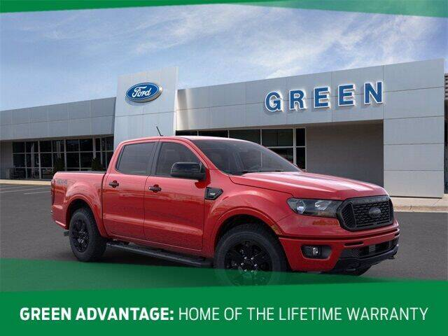 2021 Ford Ranger for sale in Greensboro, NC