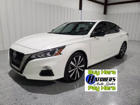 2019 Nissan Altima for sale at Hatcher's Auto Sales, LLC - Buy Here Pay Here in Campbellsville KY