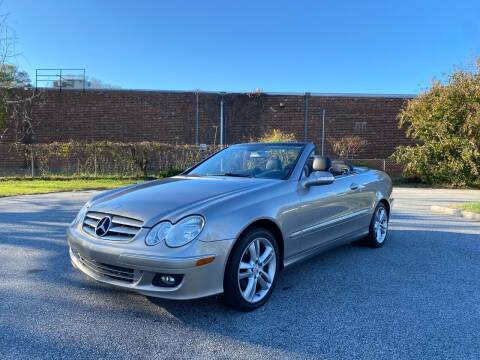 2006 Mercedes-Benz CLK for sale at RoadLink Auto Sales in Greensboro NC