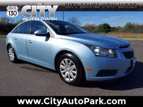 2011 Chevrolet Cruze for sale at City Auto Park in Burlington NJ