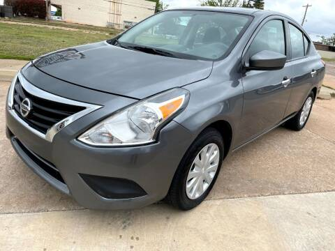 2019 Nissan Versa for sale at Automay Car Sales in Oklahoma City OK