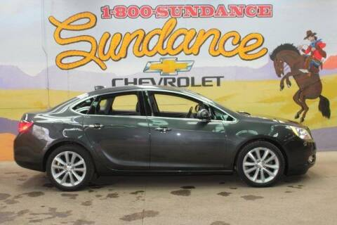 2017 Buick Verano for sale at Sundance Chevrolet in Grand Ledge MI