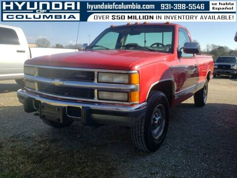 1994 Chevrolet C/K 3500 Series for sale at Hyundai of Columbia Con Alvaro in Columbia TN