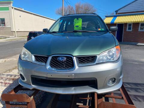 2007 Subaru Impreza for sale at Diamond Auto Sales in Pleasantville NJ