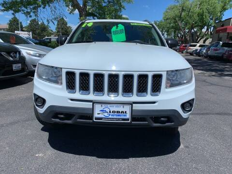 2014 Jeep Compass for sale at Global Automotive Imports of Denver in Denver CO