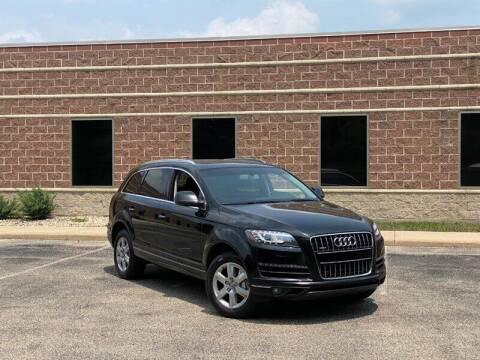 2015 Audi Q7 for sale at A To Z Autosports LLC in Madison WI