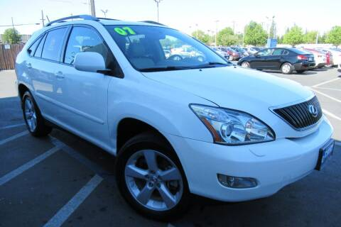 2007 Lexus RX 350 for sale at Choice Auto & Truck in Sacramento CA
