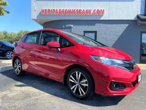 2019 Honda Fit for sale at Heritage Automotive Sales in Columbus in Columbus IN