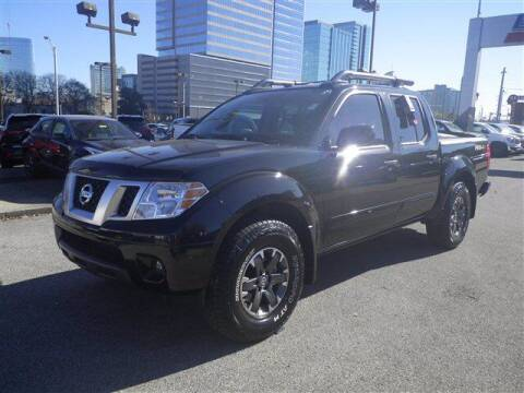 2019 Nissan Frontier for sale at BEAMAN TOYOTA GMC BUICK in Nashville TN
