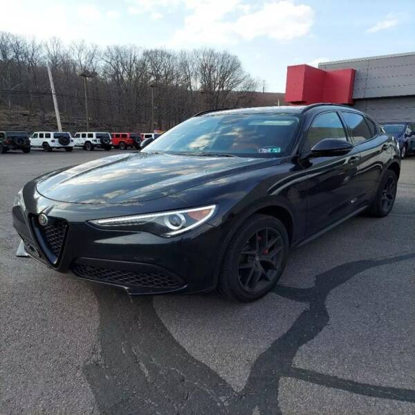 2019 Alfa Romeo Stelvio for sale at Coast to Coast Imports in Fishers IN