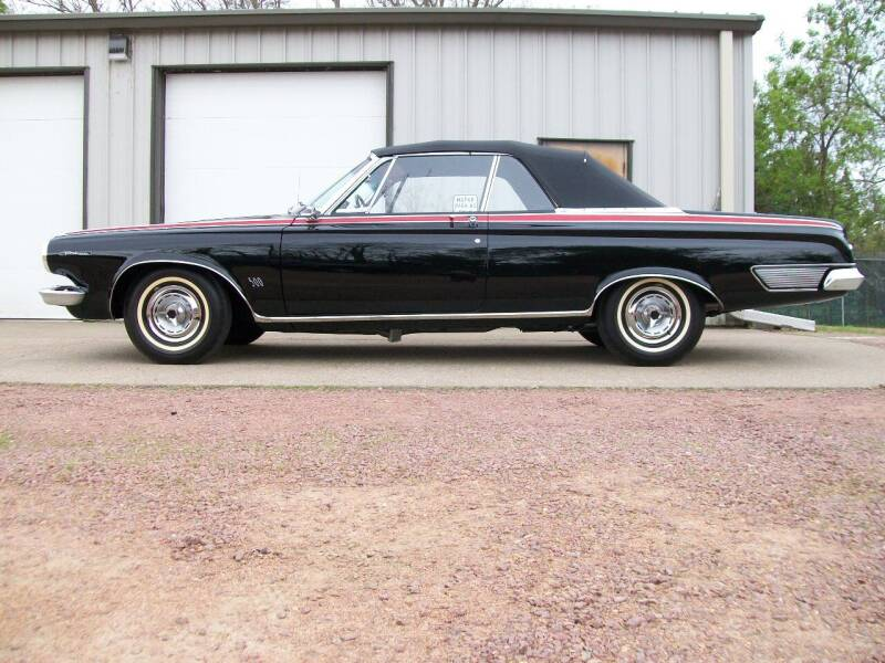 1963 Dodge Polara for sale at Collector Auto Sales and Restoration in Wausau WI