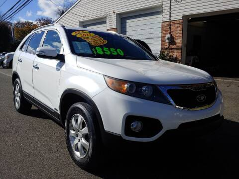 2011 Kia Sorento for sale at Motor Pool Operations in Hainesport NJ