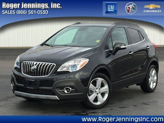 2015 Buick Encore for sale at ROGER JENNINGS INC in Hillsboro IL