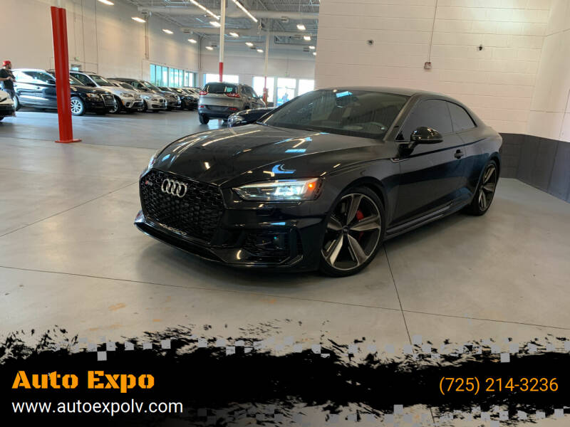 2018 Audi RS 5 for sale at Auto Expo in Las Vegas NV