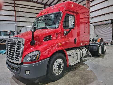 2014 Freightliner Cascadia for sale at Transportation Marketplace in West Palm Beach FL