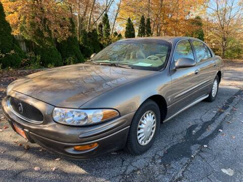 2003 Buick LeSabre for sale at TKP Auto Sales in Eastlake OH