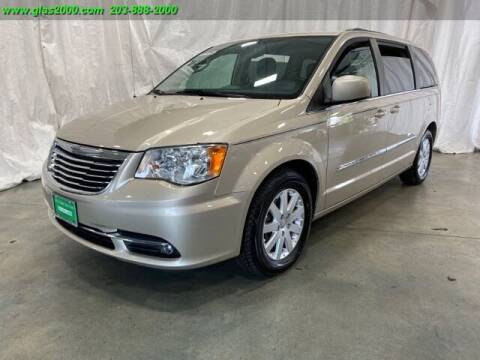 2015 Chrysler Town and Country for sale at Green Light Auto Sales LLC in Bethany CT