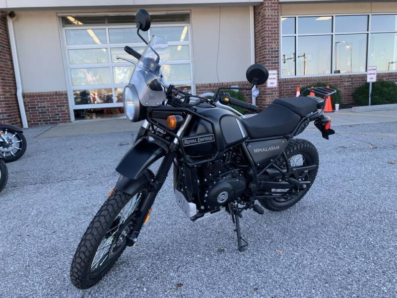 2021 Royal Enfield Himalayan for sale at Head Motor Company - Head Indian Motorcycle in Columbia MO