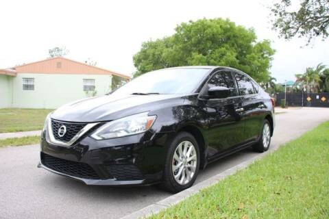 2017 Nissan Sentra for sale at Imperial Capital Cars Inc in Miramar FL