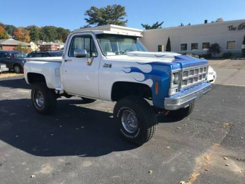 1977 GMC Sierra 1500HD Classic for sale at Classic Car Deals in Cadillac MI