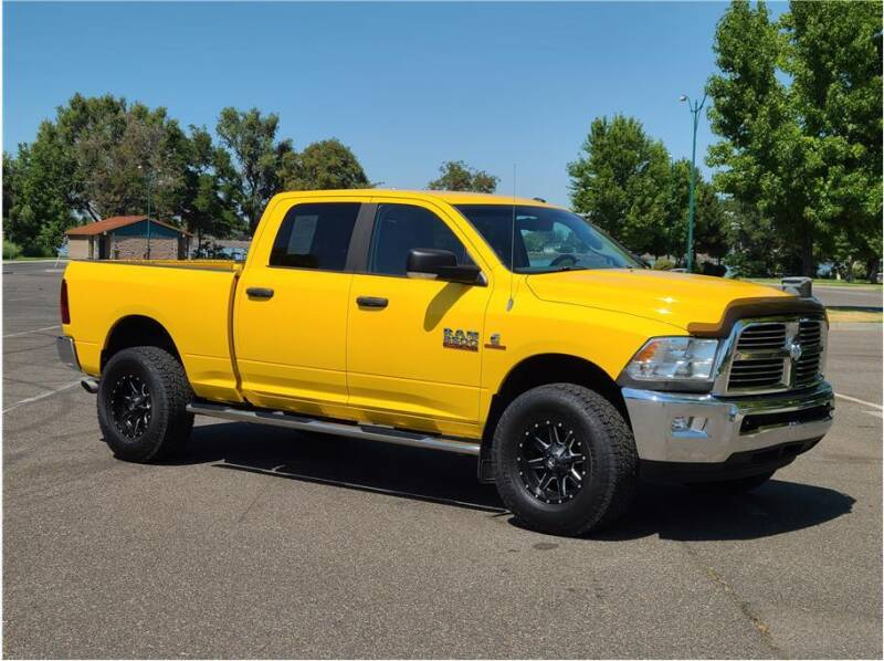 2013 RAM Ram Pickup 2500 for sale at Elite 1 Auto Sales in Kennewick WA